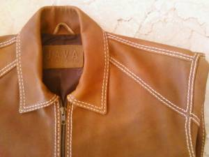java leather